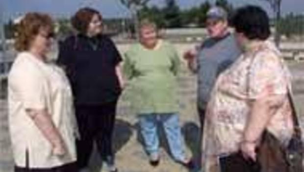 femmes obèses obésité poids gros DR: AFP