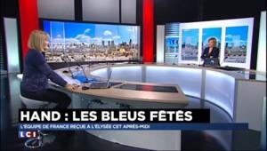"""La France championne du monde pour la 5e fois : """"Un exploit comparable au Brésil"""""""