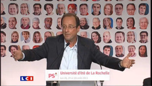 "Quand Hollande raille ""les riches"""