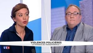"""Violences policières : """"Les moyens pour contrôler les officiers de police ne sont pas suffisants"""""""