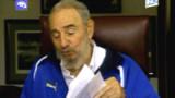 Le grand retour de Castro à la télé