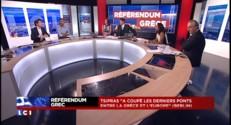 Grèce : les politiques demandent à François Hollande d'être ferme