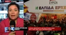 Le parti de gauche français compte sur l'élan grec
