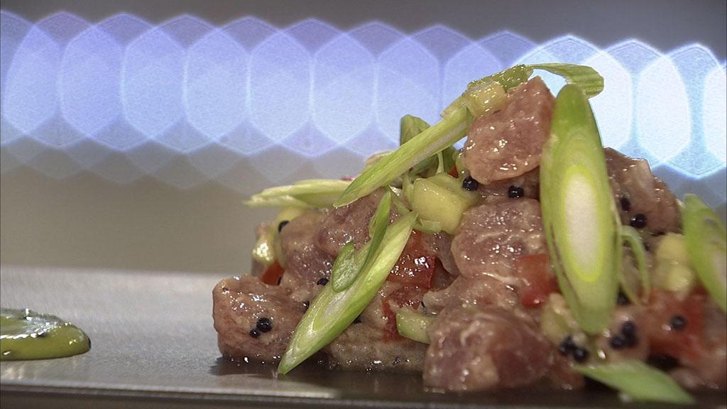 Tartare de thon rouge la japonaise petits plats en equilibre mytf1 - Petits plats en equilibre tf1 ...