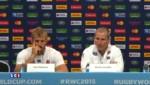 """Rugby : """"Nous avons laissé tomber nos supporters"""" déclare le sélectionneur anglais"""