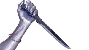 Assassinat couteau