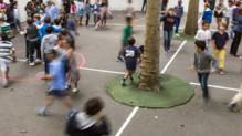cour enfant école primaire