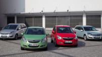 Gamme Opel GPL : Plein gaz en 2010
