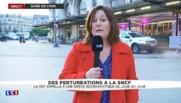 Grève SNCF : les perturbations moins importantes que la semaine dernière