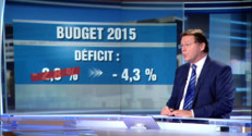 Le 20 heures du 1 octobre 2014 : Le Budget de l%u2019Etat pour 2015 est-il r�iste ? - 396.671