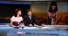 Le 20 heures du 28 septembre 2014 : Sophie Marceau et Patrick Bruel, invit�de TF1 : � on s%u2019est marr� faire ce film � - 2327.0998149414063