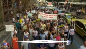Les services publics en crise, l'Etat de Rio demande de l'aide pour financer les JO
