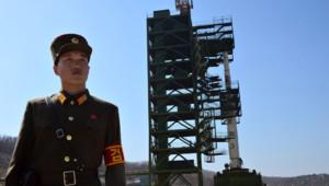 Une fusée en Corée du Nord (Archives).