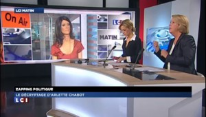 ZAPPING POLITIQUE d'Arlette Chabot : imbroglio sur la pause fiscale