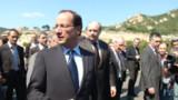 Hollande fustige le bilan de Sarkozy sur la sécurité