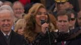 VIDEO. Beyoncé chante l'hymne national à l'investiture d'Obama
