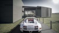 Bugatti Veyron Grand Sport Vitesse Wei Long 2012