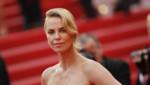 Charlize Theron à Cannes le 14 mai 2015