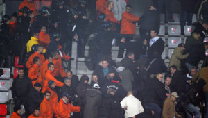 Hooligan Ligue1 Football supporters