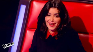 Jenifer dans The Voice 4