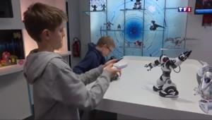 Noël : les robots, jouets stars des enfants