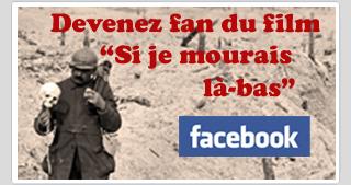 Page Facebook si je mourais là-bas