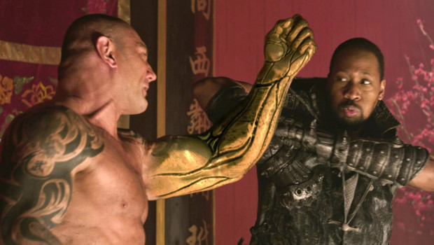 The man with the iron fists, la production choc de Quentin Tarantino