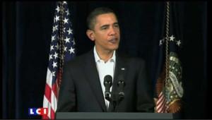 Attentat manqué : Obama promet de traquer les extrémistes
