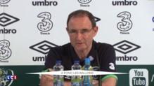 Euro 2016 : le sélectionneur irlandais confiant pour le match face à la France