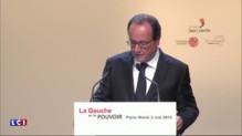 """Hollande promet une """"baisse des impôts pour les plus modestes"""" en 2017, en fonction """"des marges"""""""