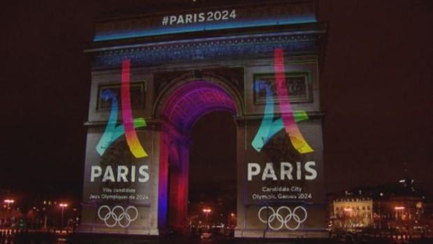 JO 2024 : Paris dévoile son logo (09/02)