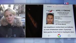 La police belge sur la trace de Salah Abdelslam