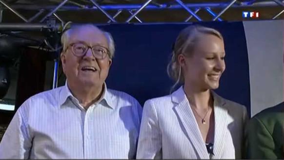Marion Maréchal Le Pen entre à l'Assemblée