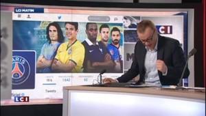 Mondial 2014 : le PSG rend hommage à ses stars brésiliennes