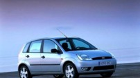FORD Fiesta 1.4 TDCi Concept - 2002