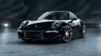 Porsche 911 Black Edition 2015