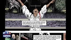 Une BD hommage pour les 50 ans de Whitney Houston