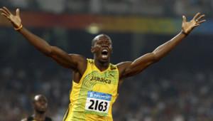 Usain Bolt est le premier athlète olympien à avoir remporté quatre médailles d'or individuelles et six en tout dans les épreuves de sprint en athlétisme.