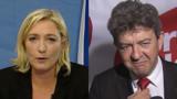 """Mélenchon relaxé pour avoir qualifié Marine Le Pen de """"fasciste"""""""