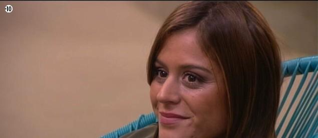 Contrairement à Alexia, Anaïs est en forme. Il faut dire que Julien est toujours dans la maison.
