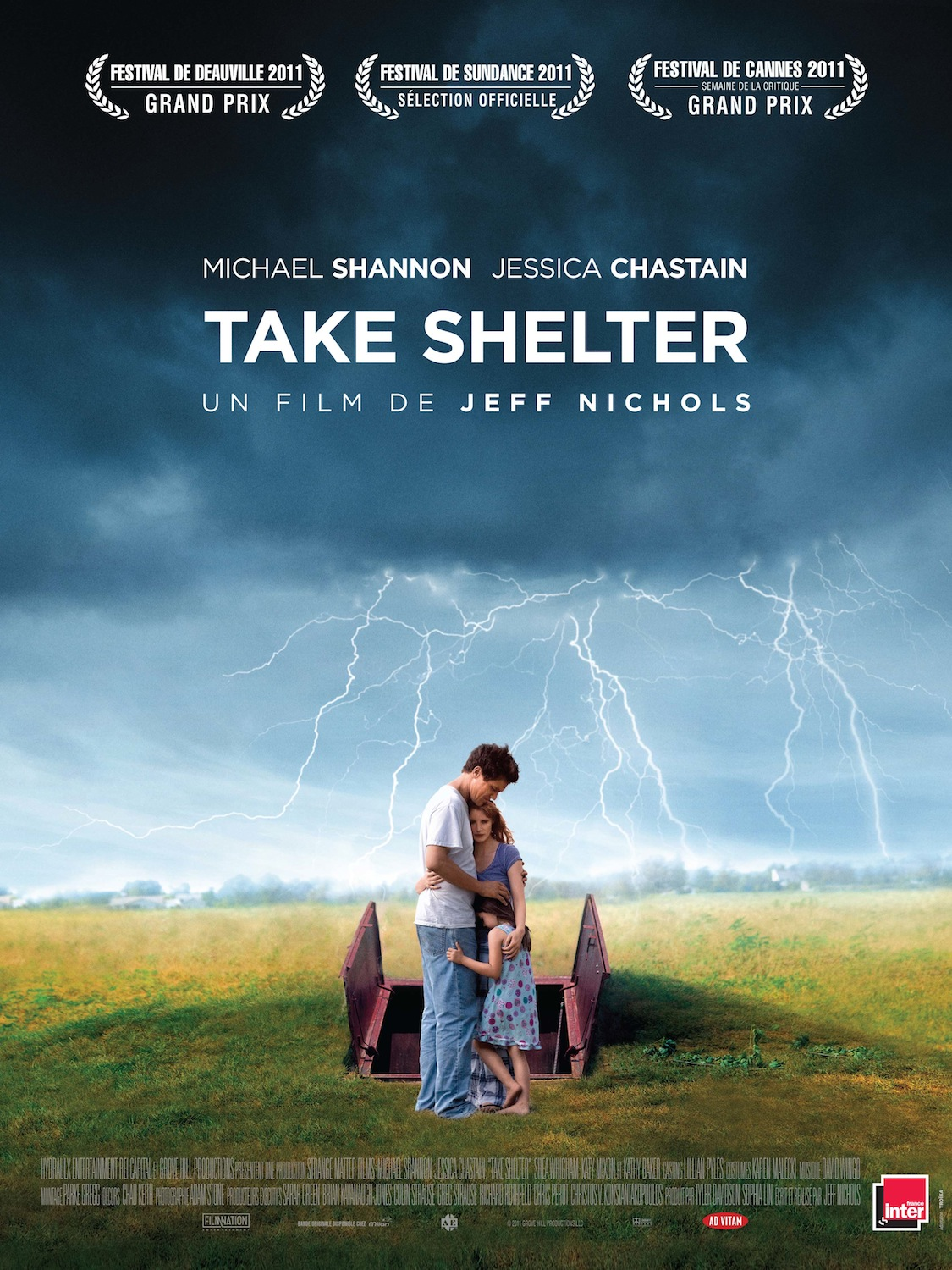 Affiche du film Take Shelter (HD)