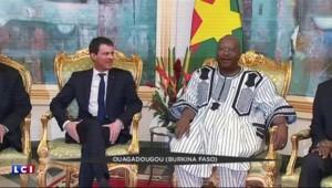 Attentat de Ouagadougou : en visite au Burkina Faso, Valls va rendre hommage aux victimes
