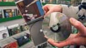 Cd magasin de disques