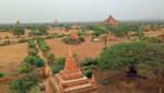 Des pagodes de Bagan (Birmanie)