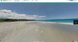 Hapuna Beach à Hawaii sur Sounds of Street View.