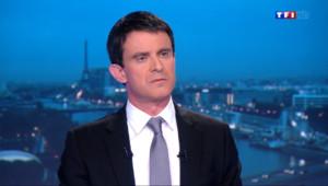 """Le 20 heures du 2 avril 2014 : Manuel Valls : """"Je ne vais pas changer de personnalit�- 1820.741"""