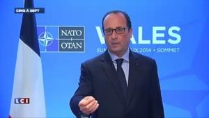 Livraison des Mistral : Hollande décidera fin octobre