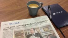 PlayStation France répond sur Twitter aux déclarations de Jean-Christophe Cambadélis dans le Parisien.