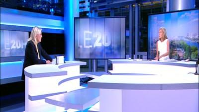 """Marine Le Pen : """"Les 35 heures ont été néfastes pour l'économie"""""""