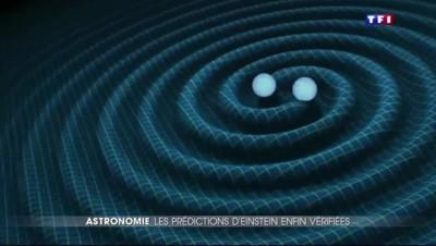 Ondes gravitationnelles : quand les prédictions d'Einstein sont vérifiées